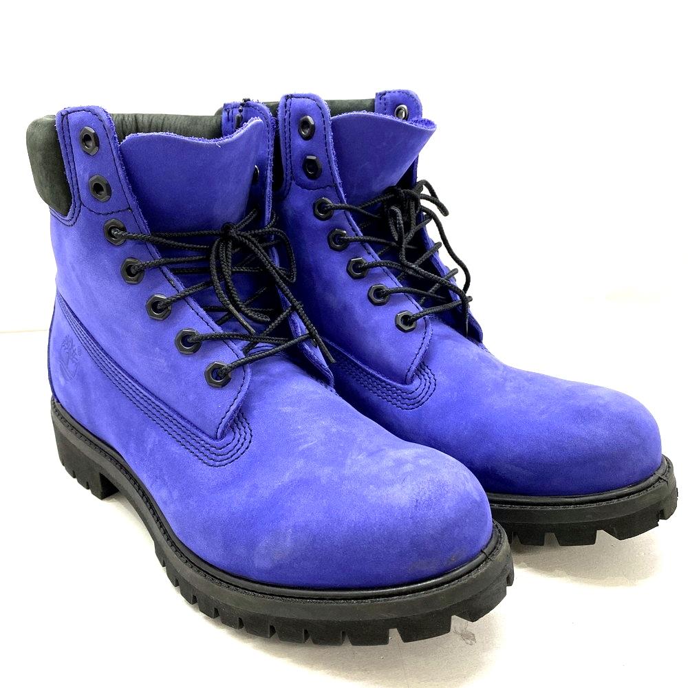 """【中古】【メンズ】Timber Land ティンバーランド """" 6 inch Premium Boots 6 インチ プレミアム ブーツ"""