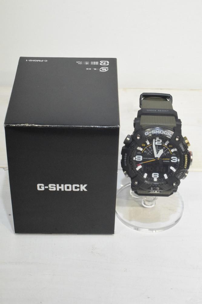 【中古】G-SHOCK ジーショック GG-1000-1A3JF CASIO カシオ MUDMASTER Gショック デジアナ時計 腕時計 メンズ 時計 万代Net店