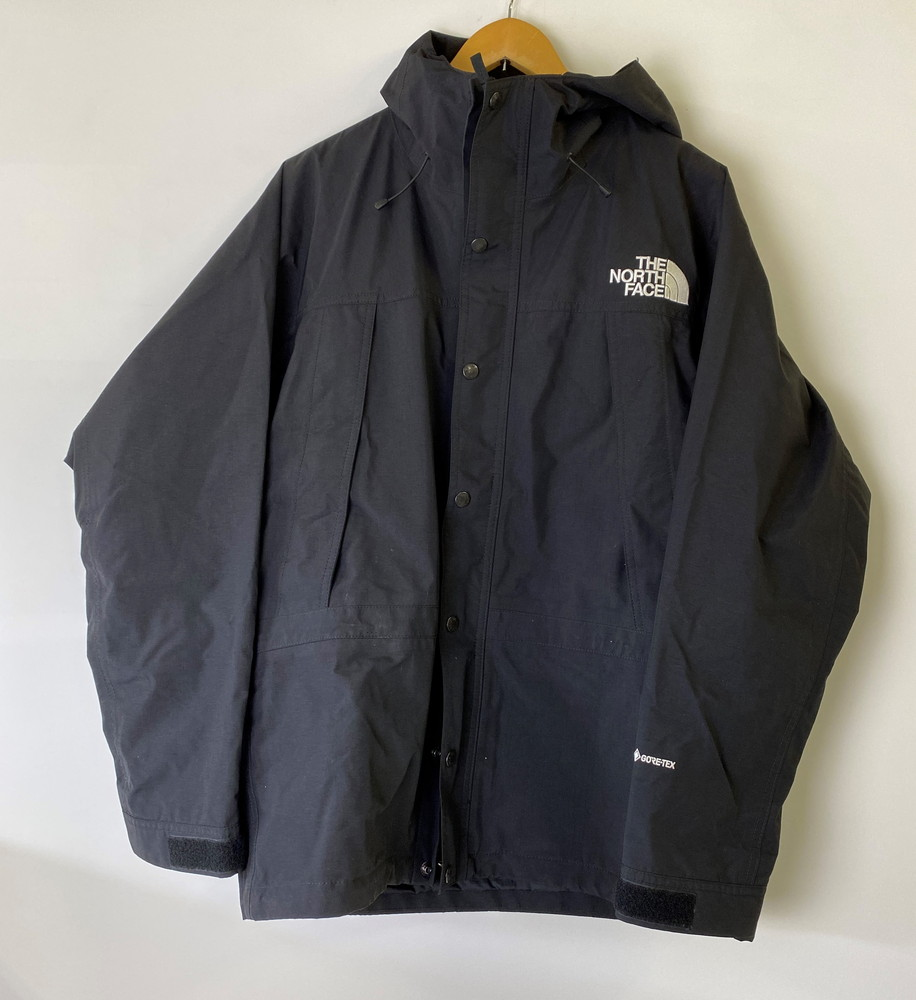 【中古】THE NORTH FACE ノースフェイス Mountain Light Jacket マウンテンライトジャケット NP11834 サイズL メンズ アウトドア 万代Net店