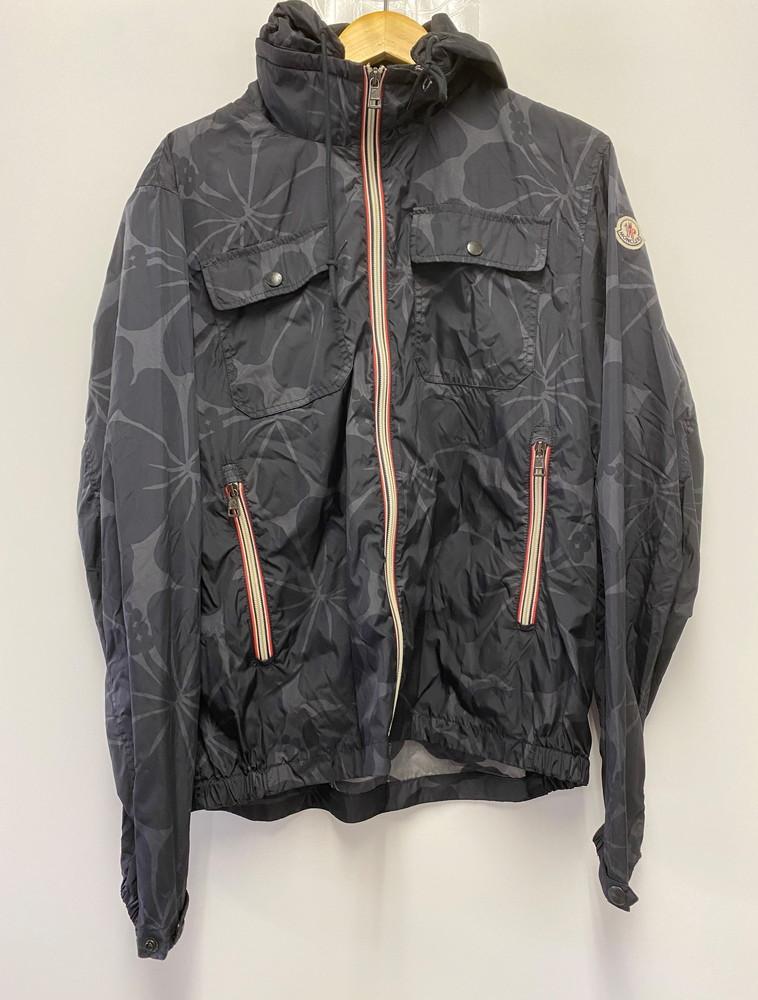 【中古】MONCLER モンクレール LYON GIUBBOTTO ナイロンジャケット サイズ5 メンズ インポート 万代Net店