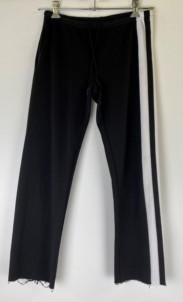 【中古】Y-3 ワイスリー ライン入りジョガーパンツ サイズXS メンズ ドメスティック 万代Net店