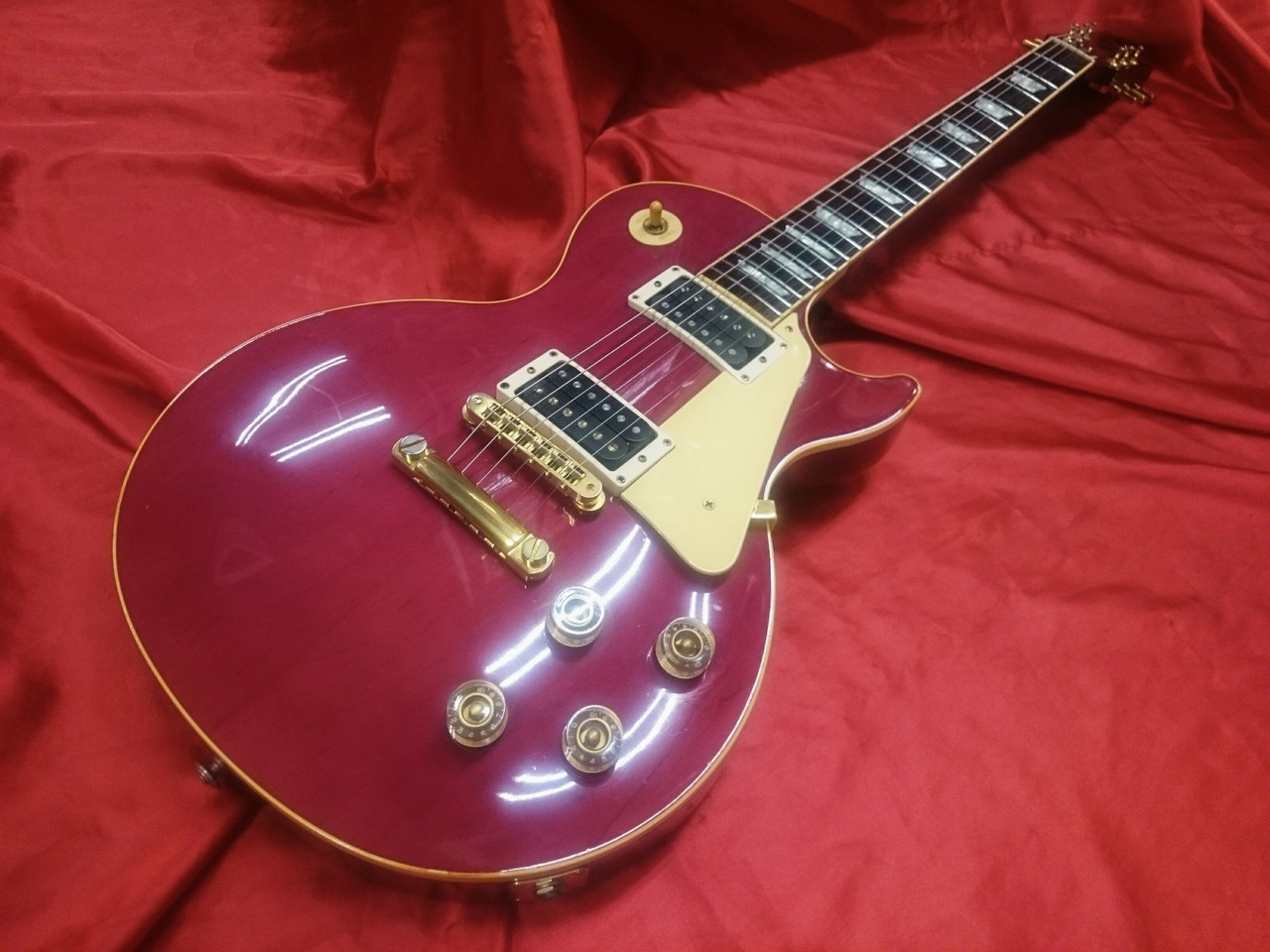 【中古】Gibson Les Paul Standard 1990 Limited Colours Edition