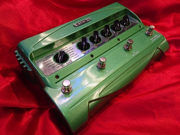 【中古】LINE 6 DL4 Delay Modeler