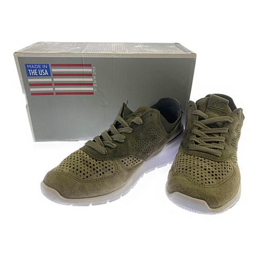 中古 美品 メンズ New Balance Sneakers ML1978CN ランキングTOP5 ニューバランス サイズ:27cm 限定カラー ディスカウント ローカット 万代Net店 カラー:GRAY シューズ スニーカー 靴
