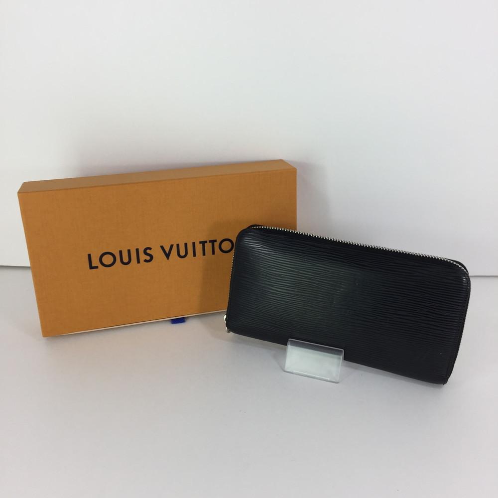 【中古】【メンズ/レディース】LOUIS VUITTON エピ ジッピーウォレット M61857 ルイ・ヴィトン 長財布 ラウンドファスナーウォレット サイズ:約10.5×19.5×2.5cm カラー:ノワール 万代Net店