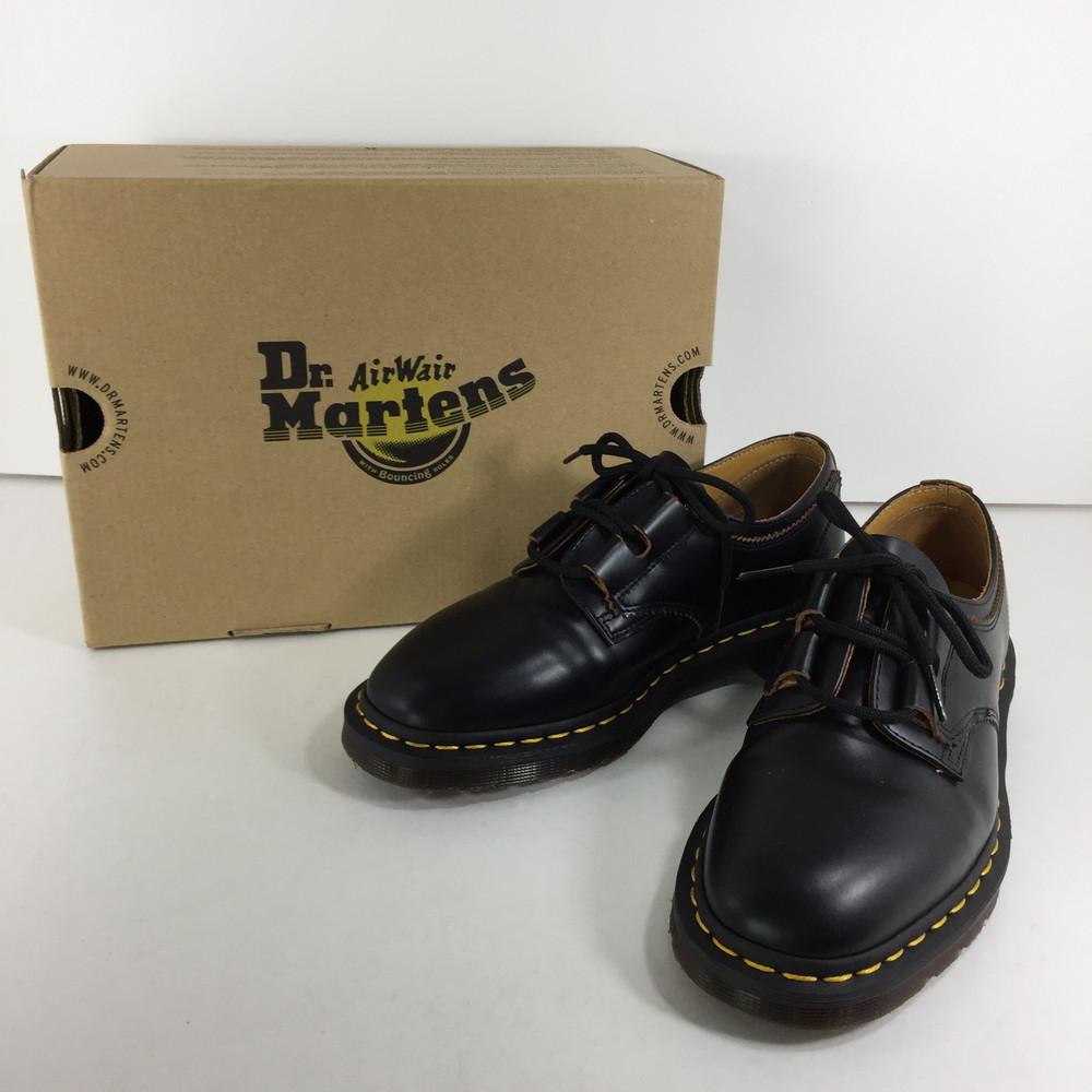 【中古】【レディース】Dr.Martens 1461 GHILLIE ドクターマーチン ギリ― ブーツ サイズ:UK5 カラー:BLACK  万代Net店