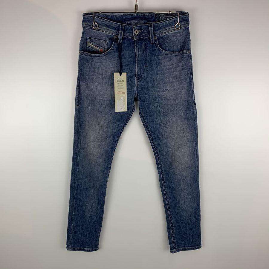 【美中古品】【メンズ】DIESEL ディーゼル PROTOTYPE JJ TYPE 2 JOGG JEANS ジョグジーンズ パンツ サイズ:26 カラー:BLUE 万代Net店