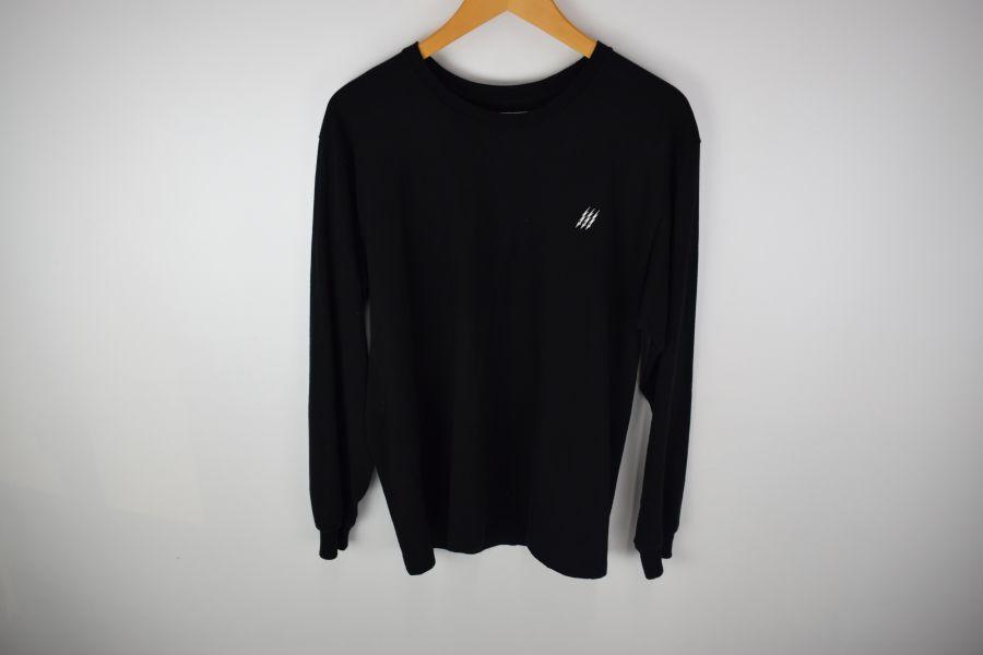 【中古】【メンズ】NEIGHBORHOOD ネイバーフッド 2019SS EMB-1/C-CREW.LS Tシャツ サイズ:S カラー:BLACK 万代Net店