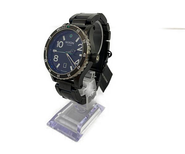 THE 腕時計 SS 万代Net店 ニクソン カラー:BLACK 【中古】【メンズ】NIXON DIPLOMAT