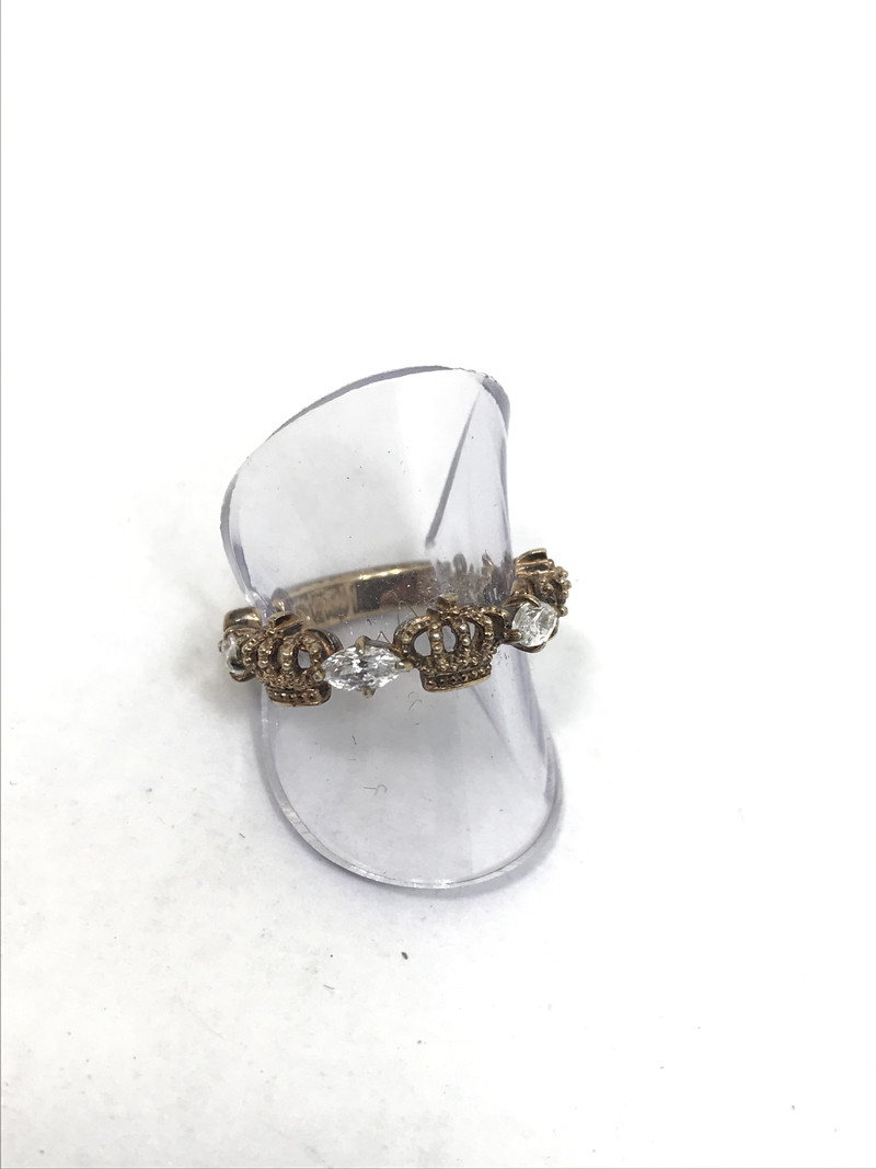 【中古】【レディース】Justin Davis ジャスティン デイビス Grace Ring グレイス リング 指輪 カラー:ピンク 型番:SRJ413 万代Net店