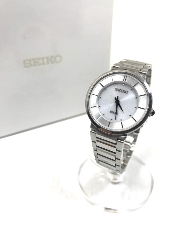 【中古】【レディース】SEIKO セイコー SWDQ015 ドルチェ&エクセリーヌ 時計 カラー:シルバー 万代Net店