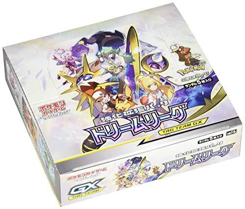 ポケモンカードゲーム オンラインショップ サンムーン 強化拡張パック 卓越 BOX ドリームリーグ