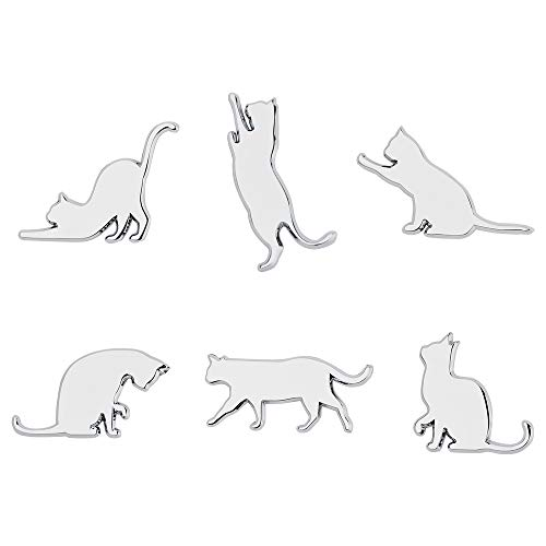 送料無料激安祭 Catland エンブレム 猫 ねこ チャーム ステッカー 猫型 並行輸入品 カーステッカー プレートステッカー おしゃれ 金属 3D かっこいい