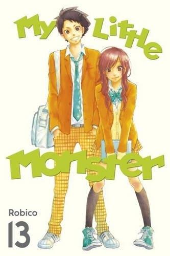 【新品】【予約】となりの怪物くん 英語版 (1-13巻) [My Little Monster Volume1-13] 全巻セット