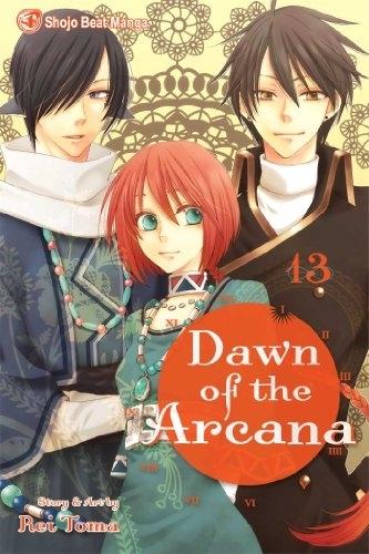 【新品】【予約】黎明のアルカナ 英語版 (1-13巻) [Dawn of the Arcana Volume1-13] 全巻セット