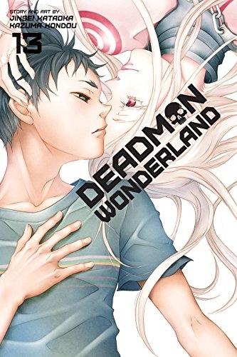 【新品】【予約】デッドマン・ワンダーランド (1-13巻) [Deadman Wonderland Volume1-13] 全巻セット