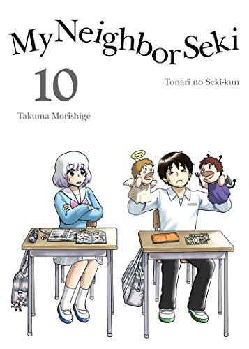 【新品】【予約】となりの関くん 英語版 (1-10巻) [My Neighbor Seki Volume 1-10]