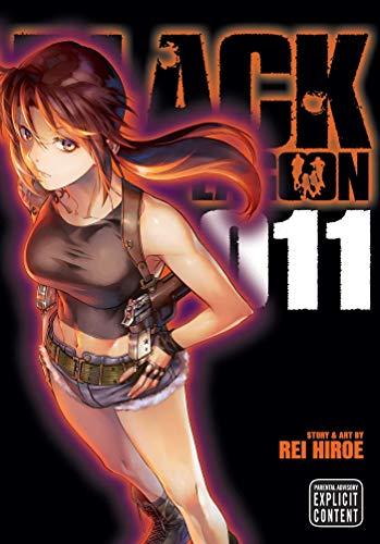 【新品】【予約】ブラック・ラグーン BLACK LAGOON 英語版 (1-10巻) [Black Lagoon Volume1-10] 全巻セット