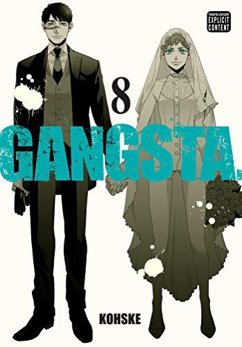 【新品】【予約】ギャングスタ. 英語版 (1-7巻) [Gangsta. Volume1-7] 全巻セット