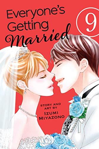 【新品】【予約】突然ですが、明日結婚します 英語版 (1-9巻) [Everyone's Getting Married, Volume 1-9]
