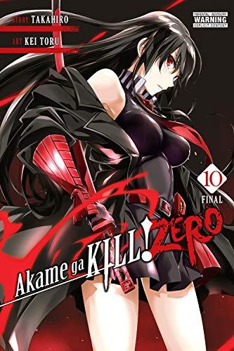 【新品】【予約】アカメが斬る!零 英語版 (1-10巻) [Akame Ga Kill! Zero Volume 1-10]