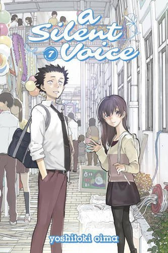 【新品】【予約】聲の形 英語版 (1-7巻) [A Silent Voice Volume1-7] 全巻セット