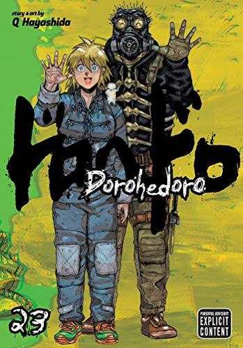 【新品】【予約】ドロヘドロ 英語版 (1-23巻) [Dorohedoro. Volume 1-23]