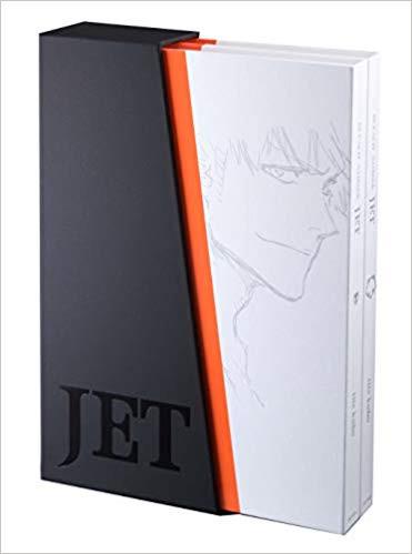 【在庫あり/即出荷可】【新品】BLEACH ブリーチイラスト集 JET, オタリムラ 4e505d98