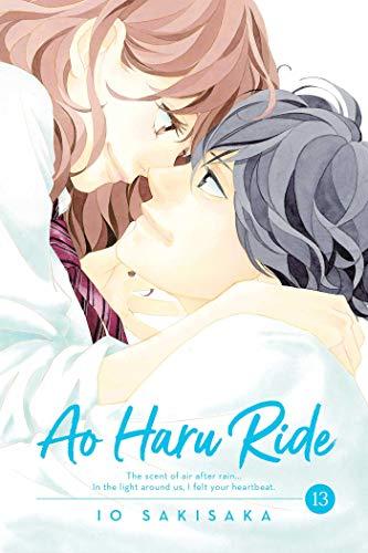 【新品】【予約】アオハライド 英語版 (1-8巻) [Ao Haru Ride Volume 1-8] 全巻セット