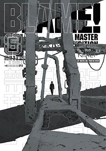【新品】【予約】ブラム! 英語版 (1-6巻) [Blame! Volume 1-6]