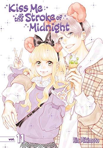 【新品】【予約】午前0時、キスしに来てよ 英語版 (1-10巻) [Kiss Me at the Stroke of Midnight Volume 1-10] 全巻セット