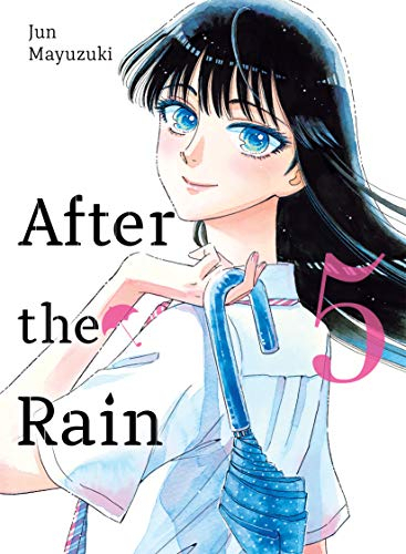 【新品】【予約】恋は雨上がりのように 英語版 (1-5巻) [Koi Wa Ameagari No Youni: Love Is Like After the Rain Volume 1-5]