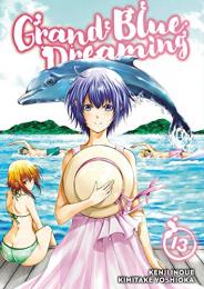 【新品】【予約】ぐらんぶる 英語版 (1-9巻) [Grand Blue Dreaming Volume 1-9] 全巻セット