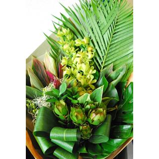 ハワイアン花束 hawaiian bouquet Mauna LL
