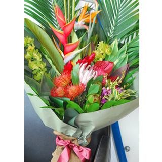 ハワイアンおまかせ花束LL