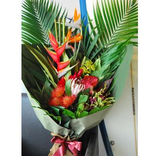 ハワイアン花束 hawaiian bouquet Pililani XL