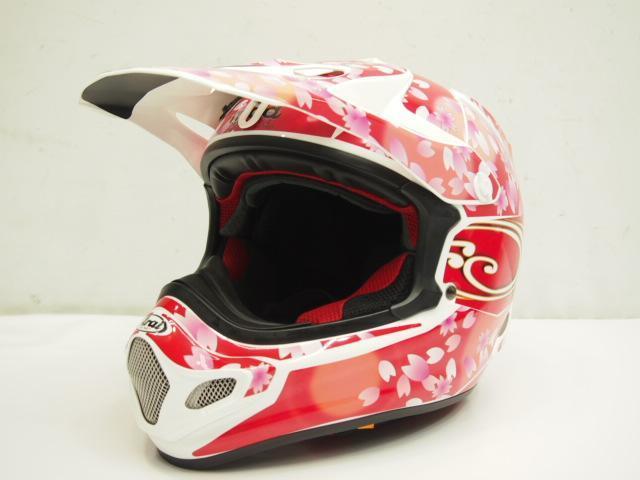arai V-cross4用 ドレスアップデカールセット 和柄 桜吹雪 イメージチェンジ 傷防止にも ヘルメット Vcross4 V-Cross 4 アライ カスタム 和風 かっこいい