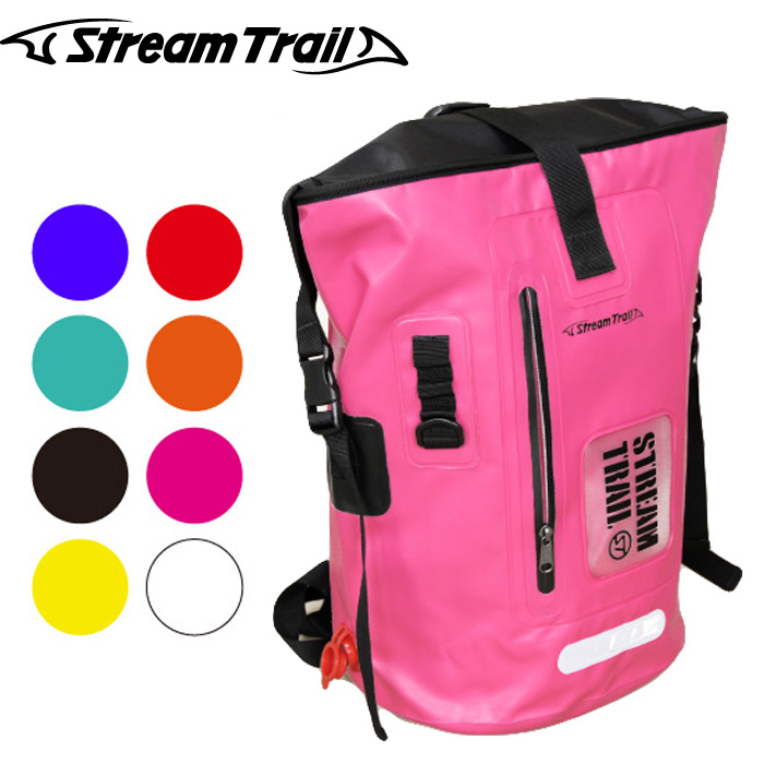StreamTrail ストリームトレイル 防水バッグ DRY TANK D2 25L リュックサック バッグパック バックパック 【あす楽対応】