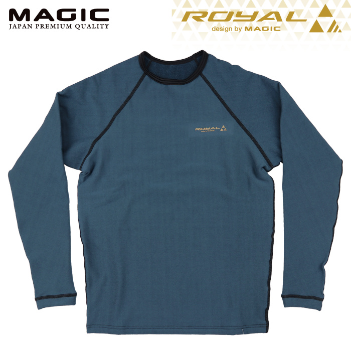MAGIC マジック インナー Royal T-105s Inner LTP ロイヤルインナー ロングスリーブタッパー 長袖 起毛インナー サーフィン用インナー 【あす楽対応】
