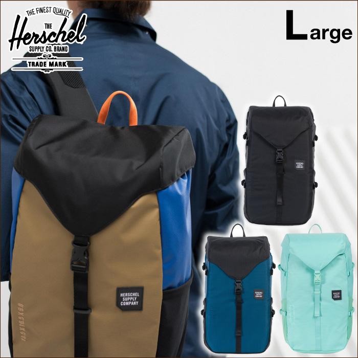 Herschel Supply Co. ハーシェルサプライ リュック 10319 BARLOW - Large バロー バロウ ラージ バックパック バッグ 通勤 通学 アウトドア タウンユース 【あす楽対応】