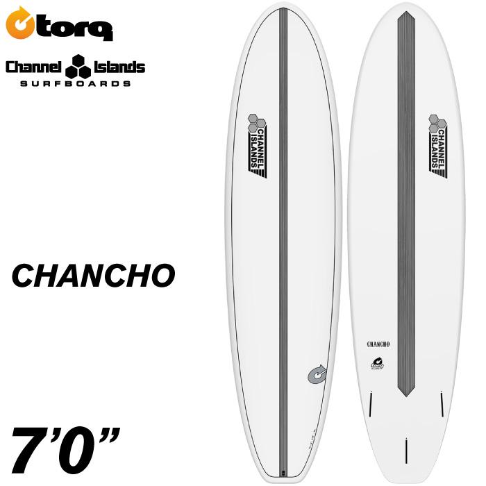 """トルクサーフボード アルメリック ファンボード チャンチョ TORQ SURFBOARDS X-LITE CHANNEL ISLANDS CHANCHO 7'0"""" チャンネルアイランド ミッドレングス エポキシボード EPSボード AL MERRICK サーフィン"""