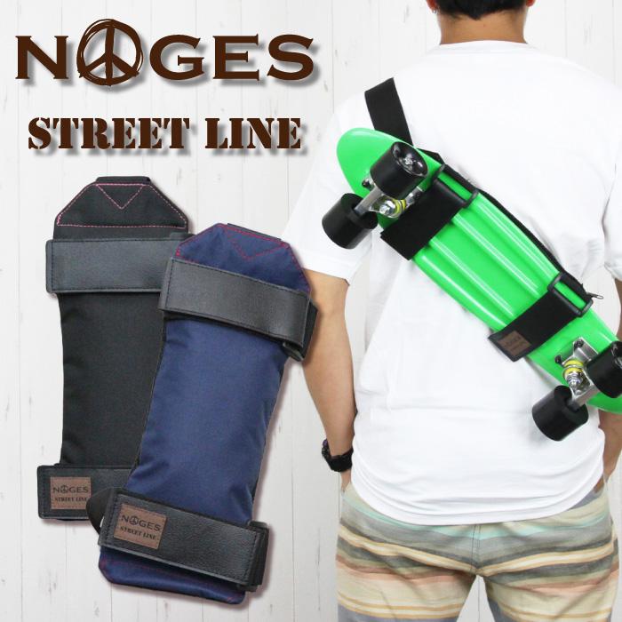 Penny Porch Skateboard Minicruiser Bag Noges Street Line Shoulder