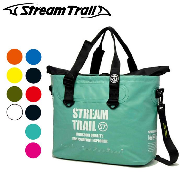 StreamTrail ストリームトレイル 防水トートバッグ MARCHE DX 1.5 23L マルシェ トートパック 【あす楽対応】