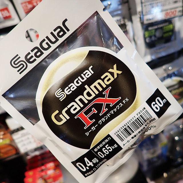 クレハ シーガー 直営ストア グランドマックスFX 激安通販販売 6号 60m 8.0kg