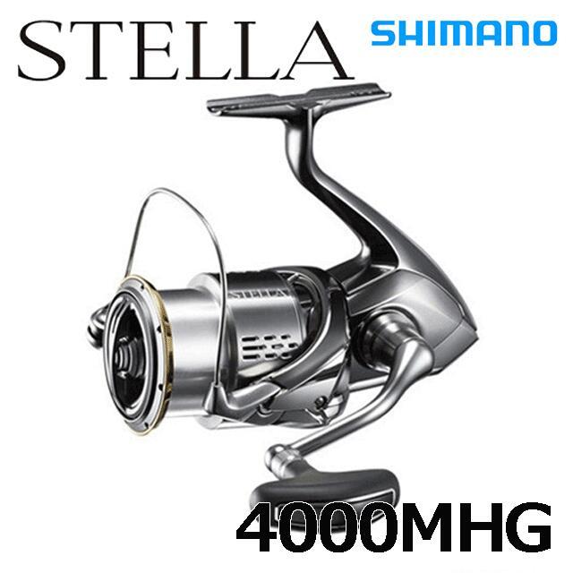 シマノ '18 ステラ 4000MHG