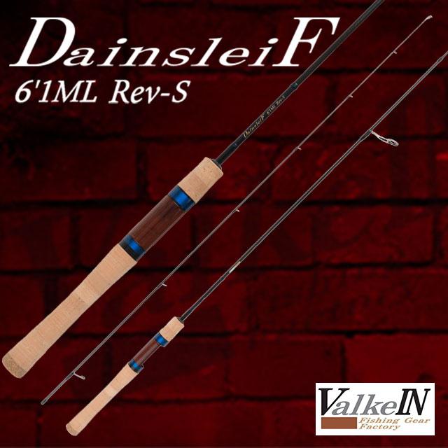 ダーインスレイヴ 6'1ML メイルオーダー Rev-S 激安卸販売新品