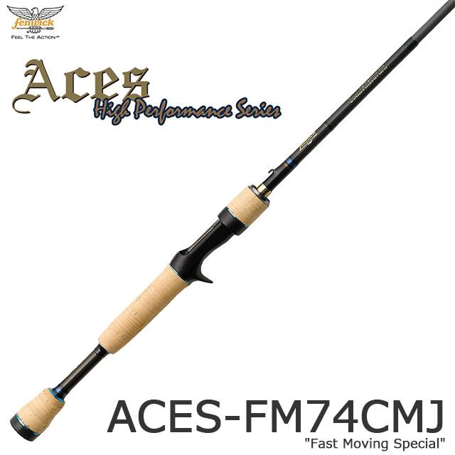 【お取り寄せ】フェンウィック エイシス ACES-FM74CMJ Fast Moving Special