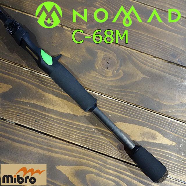 未使用 ミブロ 爆買いセール ノマド C-68M