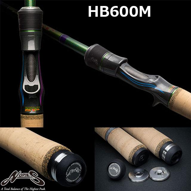 品質検査済 ノリーズ ロードランナーヴォイス バックハンドアキュラシーミッド HB600M 国内正規品