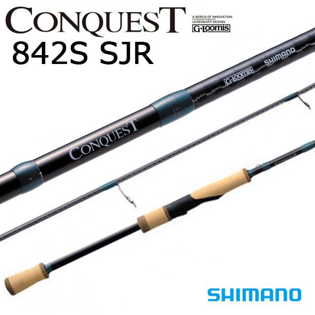 【お取り寄せ】シマノ '18 コンクエスト 842S SJR